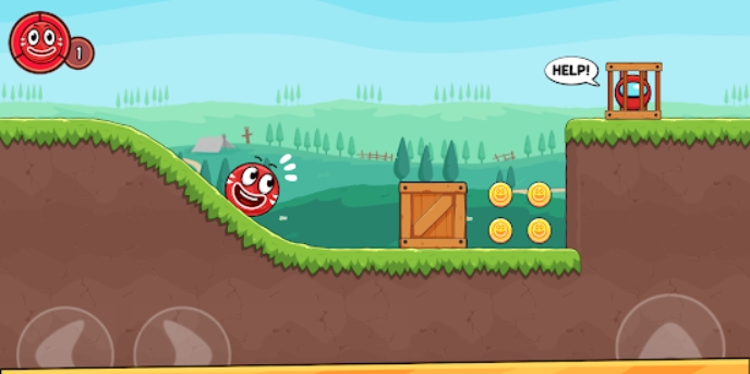 Roller Ball Adventure на Андроид