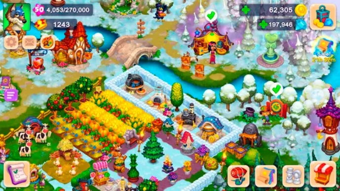 Royal Farm на Андроид