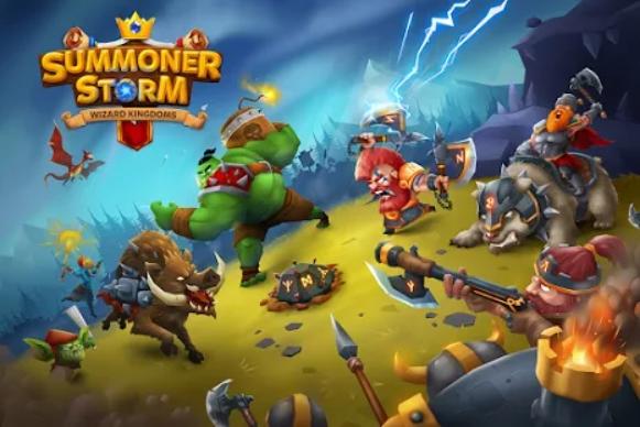 Summoner Storm: Wizard Kingdoms на Андроид