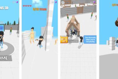Titans 3D на Андроид