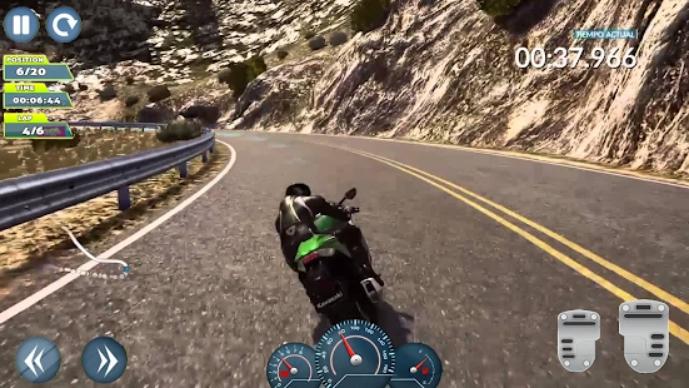 Top Motorbike 2021 на Андроид