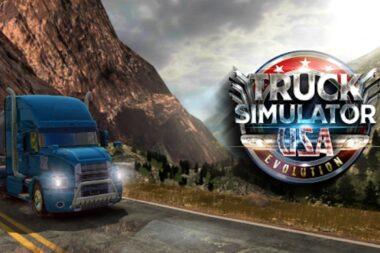 Truck Simulator USA на Андроид
