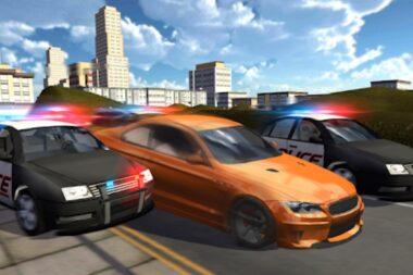 Extreme Car Driving Racing 3D на Андроид