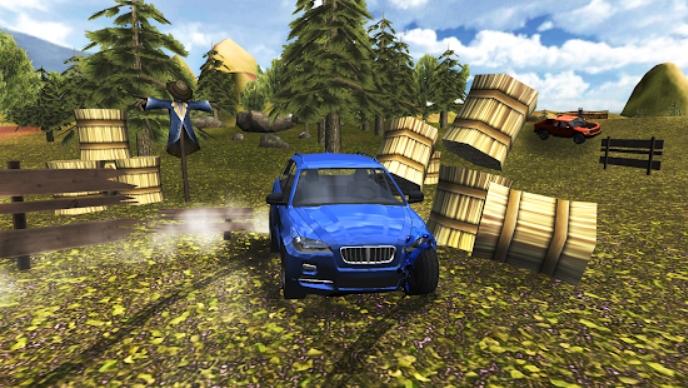 Extreme SUV Driving Simulator на Андроид