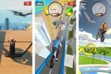 Ramp Bike Jumping на Андроид